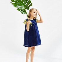 Galowa sukienka, Bubbles Dress Navy